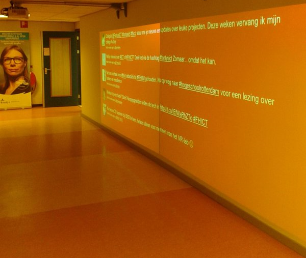 "Camera Interactive Wall (""CiWall"")"